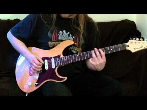 The Dope Show Guitar Lesson (marilyn Manson) video