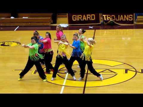 Ghs Dance Team: Shake Senora video