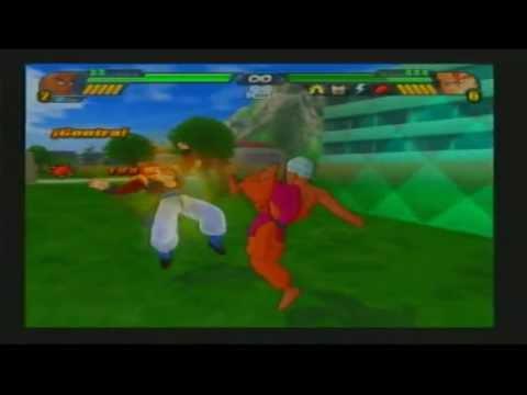 Dragon Ball Z Budokai Tenkaichi 3 - Namu VS Gogeta Ssj 4 Red Potara  (Perfect)
