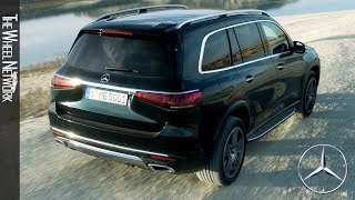 2020 Mercedes-Benz GLS | Driving, Interior, Exterior