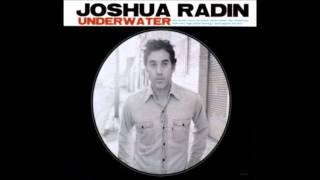 Watch Joshua Radin Running Out Of Time video