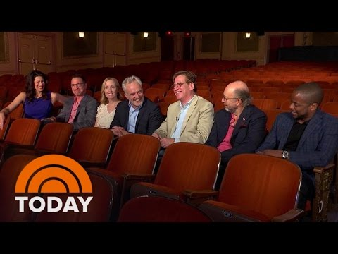 'West Wing' Cast Reunites 10 Years After Series Finale For Exclusive Interview (Full) | TODAY