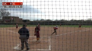SB: CUC vs. Edgewood (Game 1)