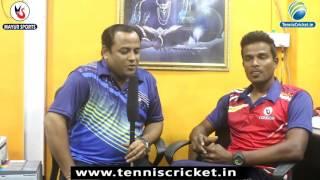 Krishna Satpute Mayur Sports Talk Show