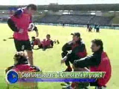 Reacciones en el Deportivo Cuenca