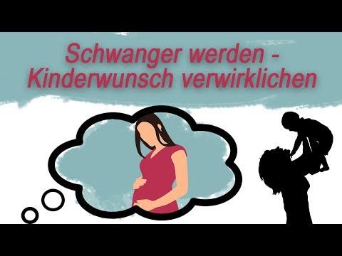 Schwanger werden - Kinderwunsch verwirklichen