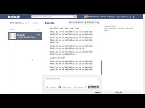 Jak Usunąć Wiadomości Na Facebooku