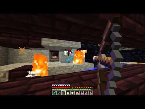 Minecraft Kwadratowa Masakra Wojna na Kwadratowej Masakrze najciekawszy moment