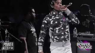 "Wiz Khalifa ""Young Wild & Free"" Live Performance"