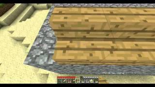 Minecraft rehberi bölüm 8- İlk evimizi yapıyoruz