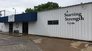 Wichita Falls Athletic Club - A Starting Strength Gym