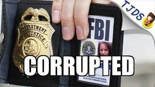 Mindblowing Corruption At FBI - NSA Whistleblower Reveals