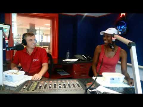 Siesta on OFM - The Siesta Ice Cream eating invitational