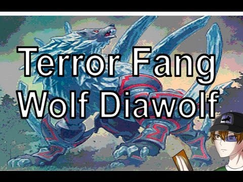 Yugioh Terror Fang Wolf Diawolf Epic New Xyz Monster