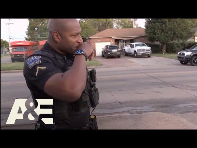 Live PD: Officer Gets Emotional After Talk w/ Veteran (Season 4) | A&E thumbnail