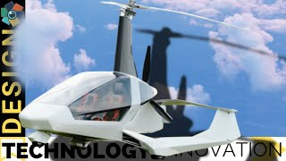 10 AWESOME PERSONAL AIRCRAFT   Gyrocopter (Top Picks)