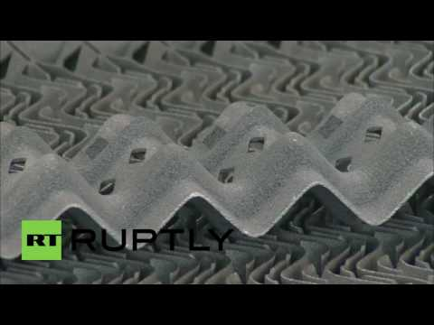 Russia: First Russian 3D metal printer showcased at Innoprom 2016