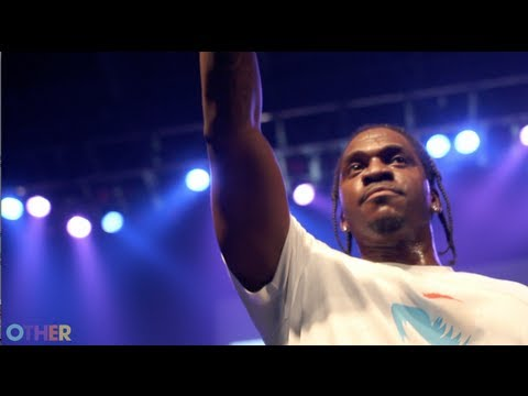 Pusha T - Blocka (Live @ Mass Appeal 2013)