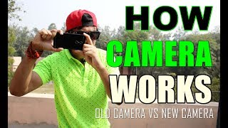 How Digital Camera Works ? | Old Camera vs New Camera | Explained
