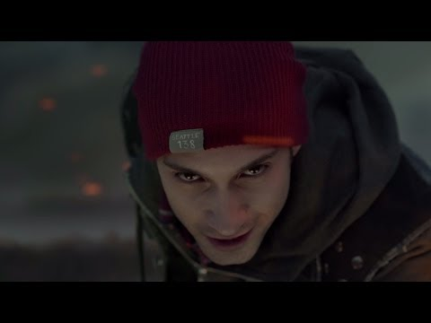 NEW | inFAMOUS Second Son - Official Live Action Trailer | #4ThePlayers klip izle
