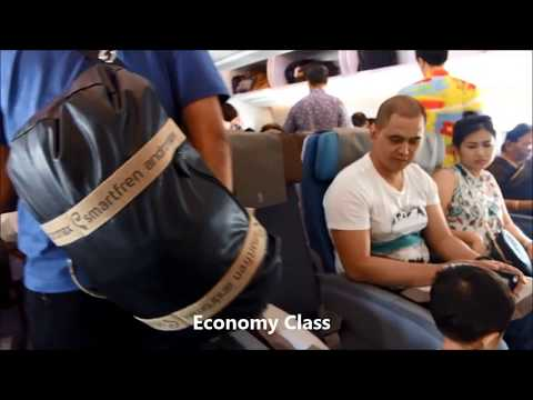 Flight Experience Singapore Airlines Airbus A350-900 (SQ 959) Jakarta (CGK) to Singapore (SIN)