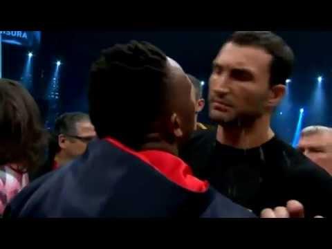 Vitali Klitschko vs Dereck Chisora HIGHLIGHTS 2012