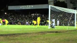 Gol TimNas  U19 Ke Gawang Persiter Jr