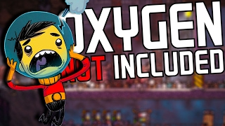 Day 1 Survival On An Alien World! | Oxygen Not Included | Alpha Gameplay #1
