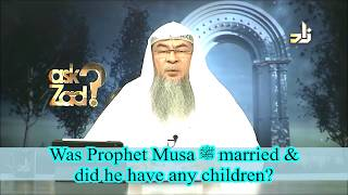 Video: Moses did get Married - Assim Al-Hakeem