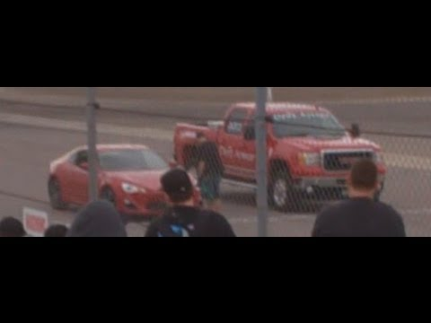 Scion FR-S Loses against Duramax!