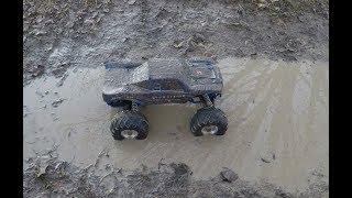 Traxxas BigFoot Mud Bash Mudding