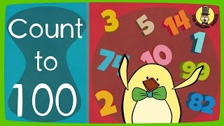 Big Numbers Song | Count to 100 Song | The Singing Walrus