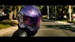Kick-Ass 2 - Hit-Girl Ducati Race Scene