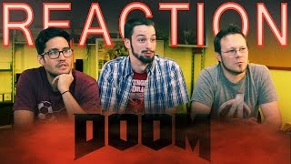 Doom Trailer REACTION and DISCUSSION e3 2015