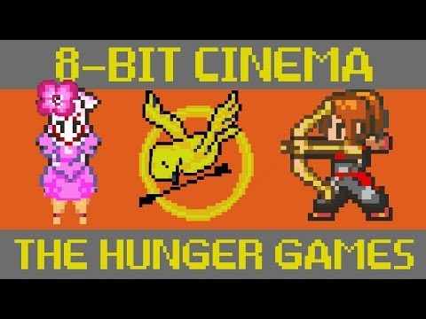 Hunger Games - 8 Bit Cinema