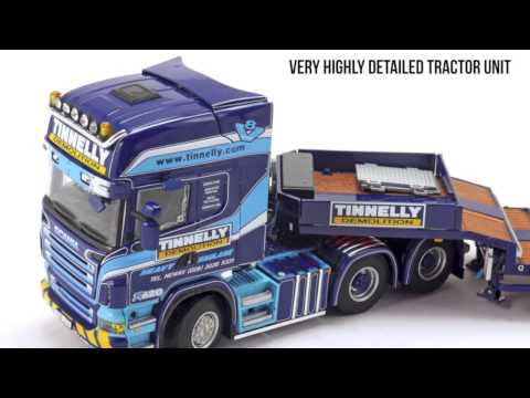 Model Truck World: WSI - Tinnelly Demolition