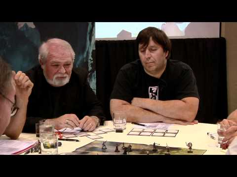 Celebrity D&D Game, Gen Con 2010 -- Part 2