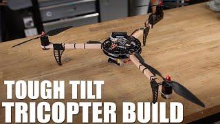 Flite Test | Tough Tilt Tricopter Build