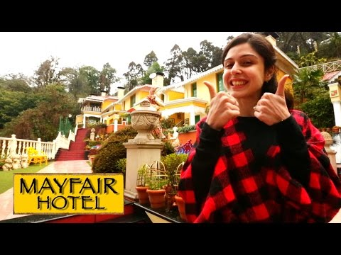 MAYFAIR HOTEL || Darjeeling