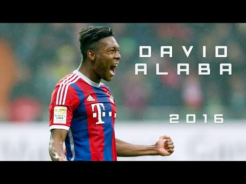 David Alaba 2015/2016 ● Bayern Munich FC & Austria ● Goals, passes & Skills