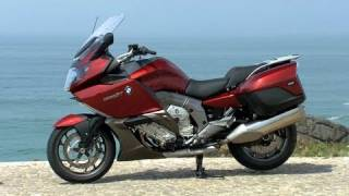 New BMW K 1600 GT - Details / Driving (HD)