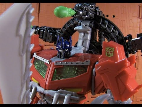 PRIME reviews: Optimus Prime (Beast Hunters Beast Hunter)