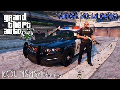 La policía simulador de v0.1a Demo