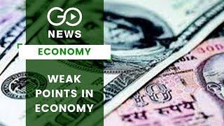 Weak Points In Economy