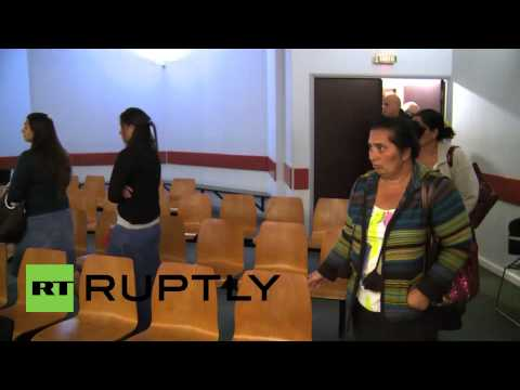 France: Roma people smuggling trial continues