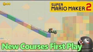 【Super Mario Maker2】Koopa Kart Carriageway【Nintendo Switch】マリオメーカー2