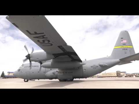 Ever wonder what it what is was like to be a navigator on a C-130 in the Wyoming Air National Guard? Take an inside look as 1st Lt. Damian Hoffmann prepares for and flies a local air drop training mission somewhere of Cheyenne, Wyoming.