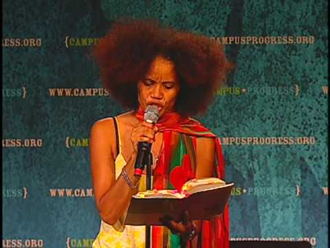 My First Period - Spoken Word of Staceyann Chin