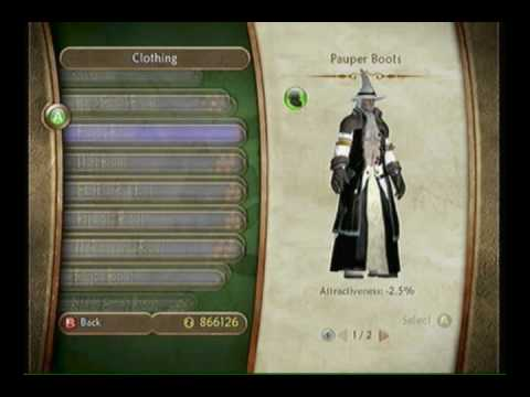 Fable Evil Hero my Fable 2 Hero's Awesome