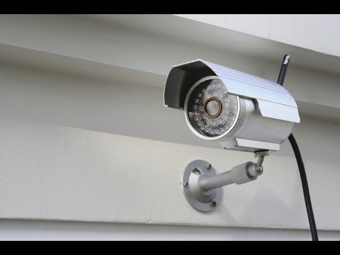 CCTV surveillance cameras installation los angeles